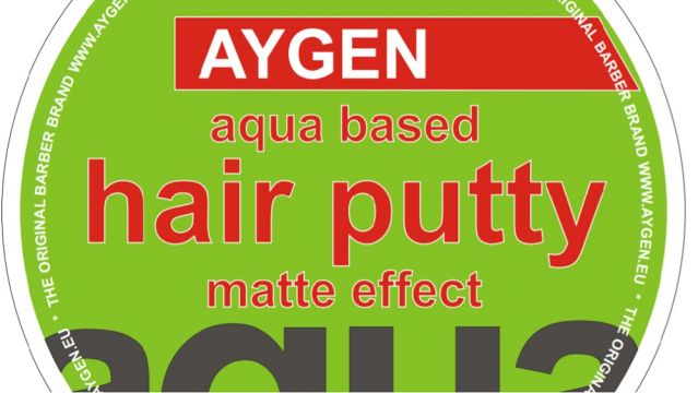 Aygen Hair Putty Matte Effect